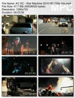 AC/DC-War Machine HD 720p