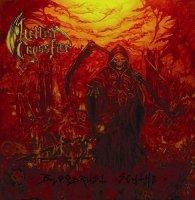 Hellish Crossfire-Bloodrust Scythe