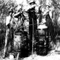 Across Tundras — Moonshinin\' (2010)