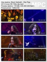 Black Sabbath-War Pigs (Live) (HD 720p)