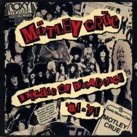 Motley Crue-Decade Of Decadence (Japanese Ed.)