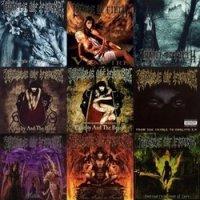 Cradle of filth-Lycanthropy Mix