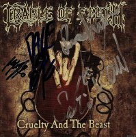 Cradle Of Filth-Cruelty And The Beast (Two different editions)