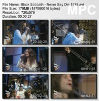 Black Sabbath-Never Say Die!