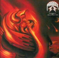 Paradox — Product of Imagination (1987)  Lossless