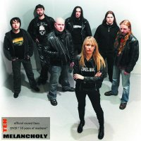 Melancholy-10 years of madness