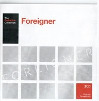Foreigner-The Definitive Collection (2 CD)