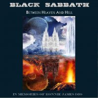 Black Sabbath-Between Heaven and Hell (In Memories of Ronnie James Dio 2CD)