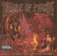 Cradle Of Filth — Lovecraft & Witch Hearts (US original edition) (2002)  Lossless