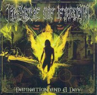 Cradle Of Filth — Damnation And A Day (2003)  Lossless