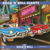VA-The Rock 'N' Roll Era Giants