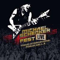 Michael Schenker-Fest - Live Tokyo International Forum Hall A