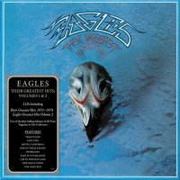 Eagles — Their Greatest Hits Volumes 1&2 (2017)