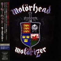 Motorhead-Motörizer (Japanese Issue)