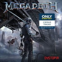 Megadeth-Dystopia (Best Buy Edition)