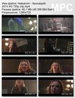 Клип Halestorm — Apocalyptic HD 720p (2015)