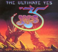 Yes-The Ultimate Yes (35th Anniversary Collection, 3CD)