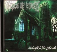Cradle Of Filth-Midnight In The Labyrinth 2CD
