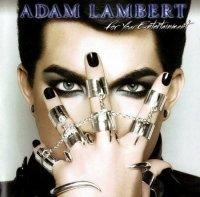 Adam Lambert-For Your Entertainment