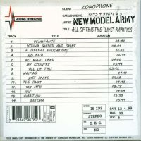 New Model Army-All Of This. The Live Rarities