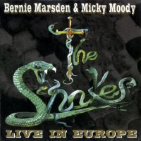 The Snakes-Live In Europe (Japanese Edition)