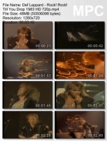 Def Leppard-Rock! Rock! Till You Drop HD 720p