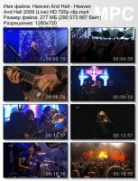 Heaven And Hell-Heaven And Hell (Live) (HD 720p)