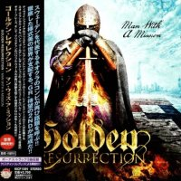 Golden Resurrection-Man With A Mission (Japanese Edition)