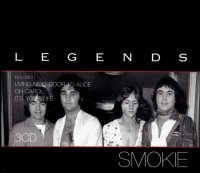 Smokie-Legends (Limited Edition, 3CD)