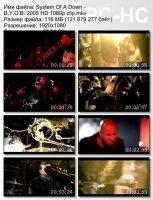System Of A Down-B.Y.O.B. HD 1080p