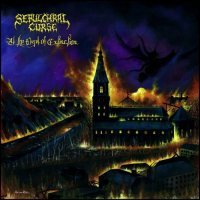 Sepulchral Curse - At The Onset Of Extinction