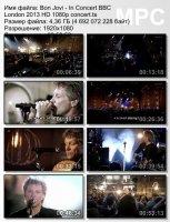 Bon Jovi — In Concert BBC London (HD 1080p) (2013)