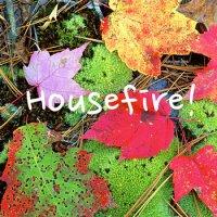 Housefire!-fall mixtape 2k14