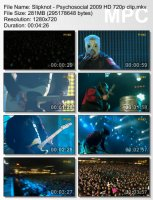 Slipknot-Psychosocial (Live) (HD 720p)