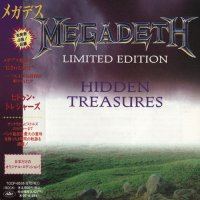 Megadeth-Hidden Treasures (Two Versions)