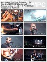 Machinae Supremacy-Dark City (Live) HD 720p