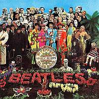 The Beatles-Sgt Pepper Lonely Heart's Club Band