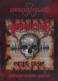 Benediction-Killing Music (Strictly Box Limited Ed.)