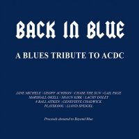 VA-Back In Blue (A Blues Tribute To AC/DC)
