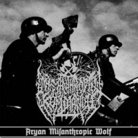 Misanthropic Kommando — Aryan Misanthropic Wolf (2017)