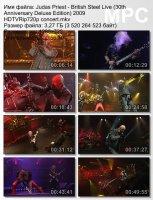 Judas Priest-British Steel Live (30th Anniversary Deluxe Edition) (HD 720p TVRip)