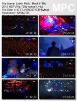 Linkin Park-Rock in Rio HDTVRip 720p