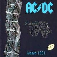 AC/DC-London 1991 Vol 1-2