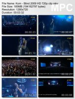 Korn-Blind HD 720p