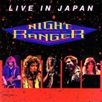 Night Ranger-Live In Japan