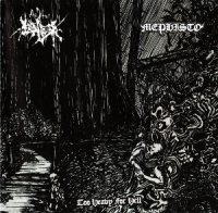 The True Endless / Mephisto-Too Heavy for Hell (Split)