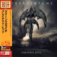 Queensryche-Greatest Hits (Japanese Ed.)