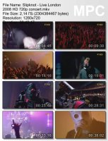 Slipknot-Live In London (HD 720p)