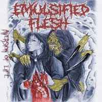 Emulsified Flesh — Aversion Of Life (2017)