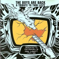 Various Artists-The Boys Are Back: A Tribute To Thin Lizzy